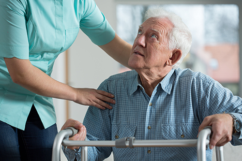Home healthcare service for the patient in Poteau, OK