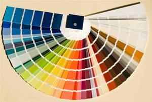 campione di colori