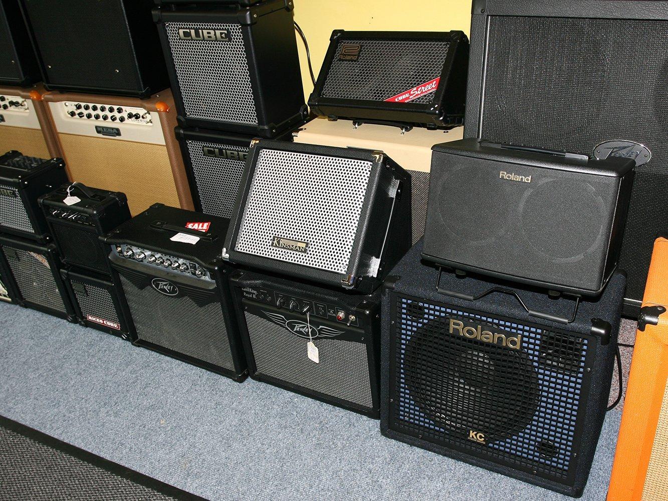 Roland speakers
