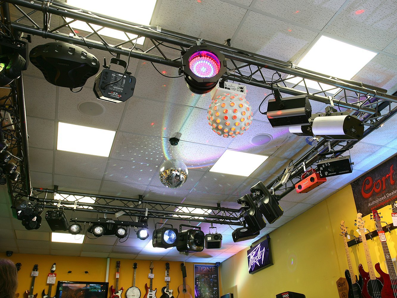attractive lighting systems