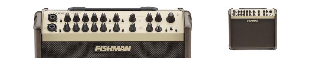 FISHMAN amplifier