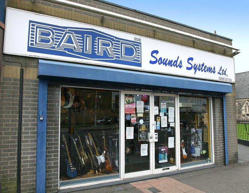 BAIRD store
