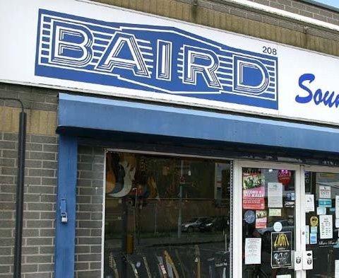 Musical Instrument Retailer In Belfast Baird Sound Systems