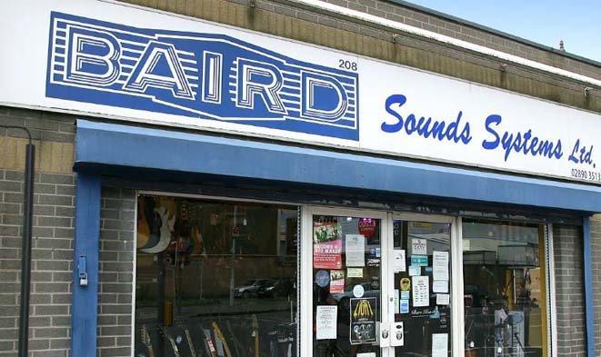 Sounds Systems Ltd. store