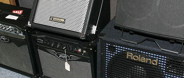 second hand amps for sale