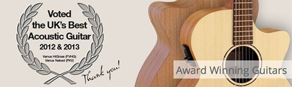 award winning guitar