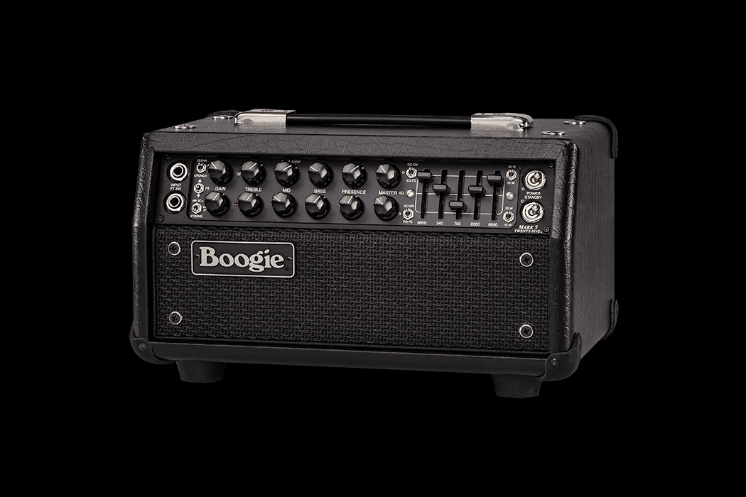 Boogie amplifier