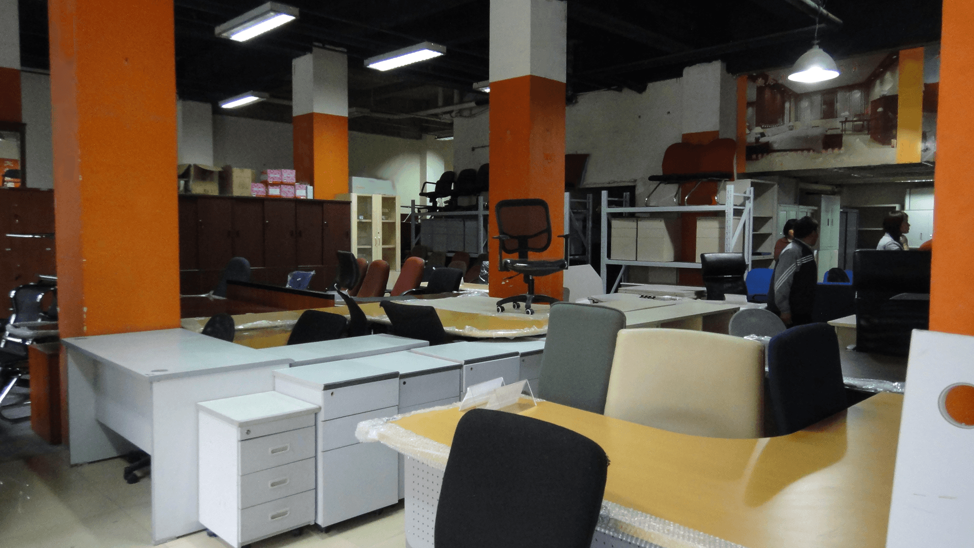 Quality Used Office Furniture Bedfordshire