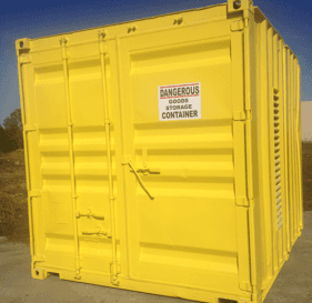 All vic container container new