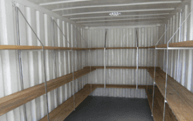 All vic container container interiors