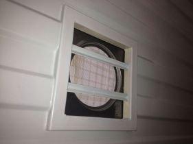 All vic container ventilator fan
