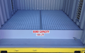 All vic container container flooring