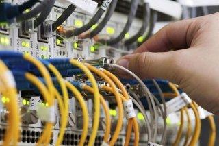 Cablaggio reti per trasferimento dati
