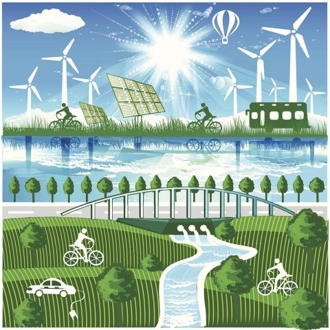 Elettrosistemi Green energy