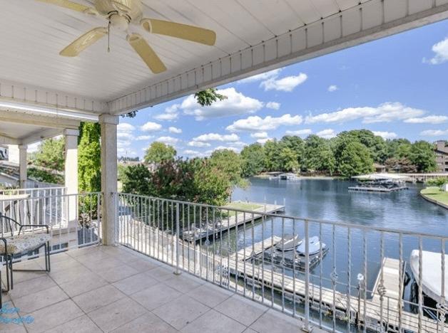 lakefront, vacation property, condo, Hot Springs AR
