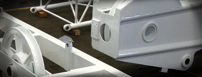 crane boom certified repairs