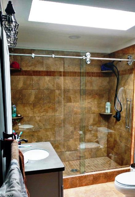Bathroom Fixtures Jacksonville Florida glass shower enclosures jacksonville fl | baker glass
