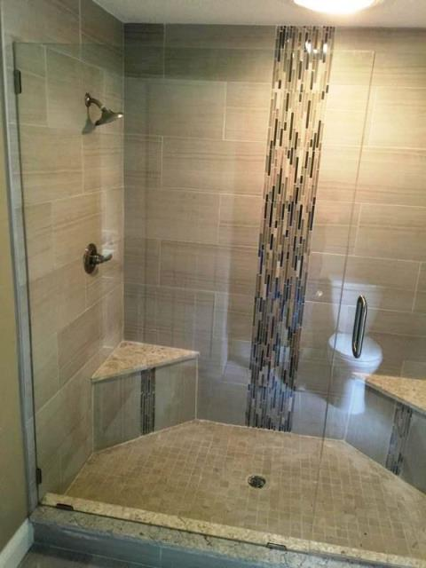 Glass Shower Enclosures Jacksonville Baker Glass Inc