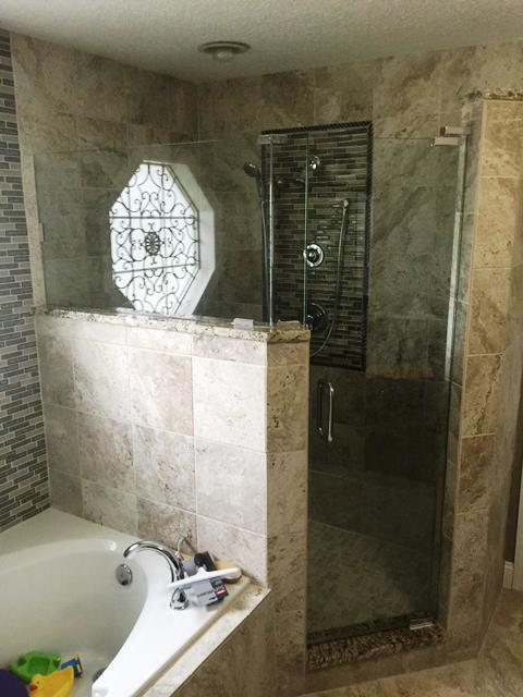 shower doors jacksonville fl