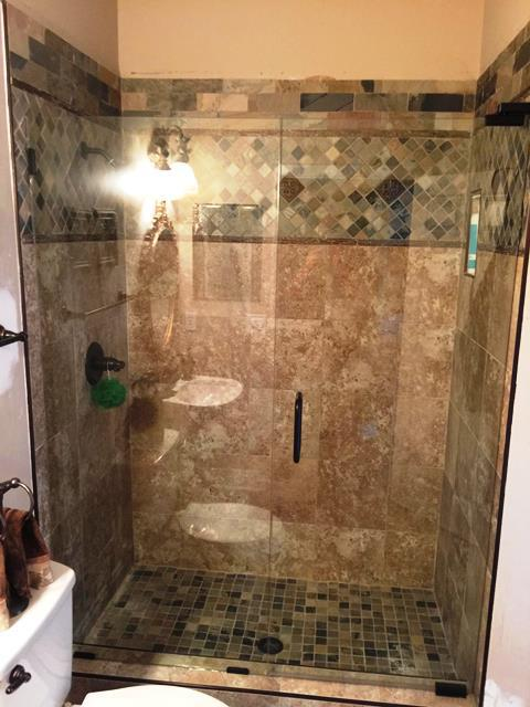 Frameless Glass Shower Enclosures Jacksonville Fl