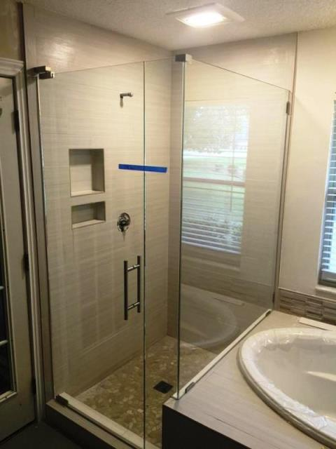 Shower Enclosures Jacksonville Baker Glass Inc 904