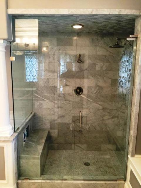 glass showers jacksonville fl