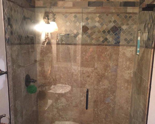 shower enclosures jacksonville fl baker glass