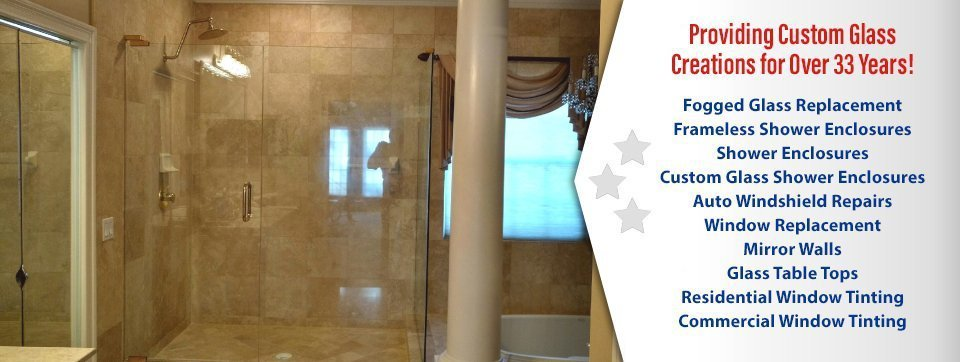 Glass Shower Enclosures Jacksonville FL