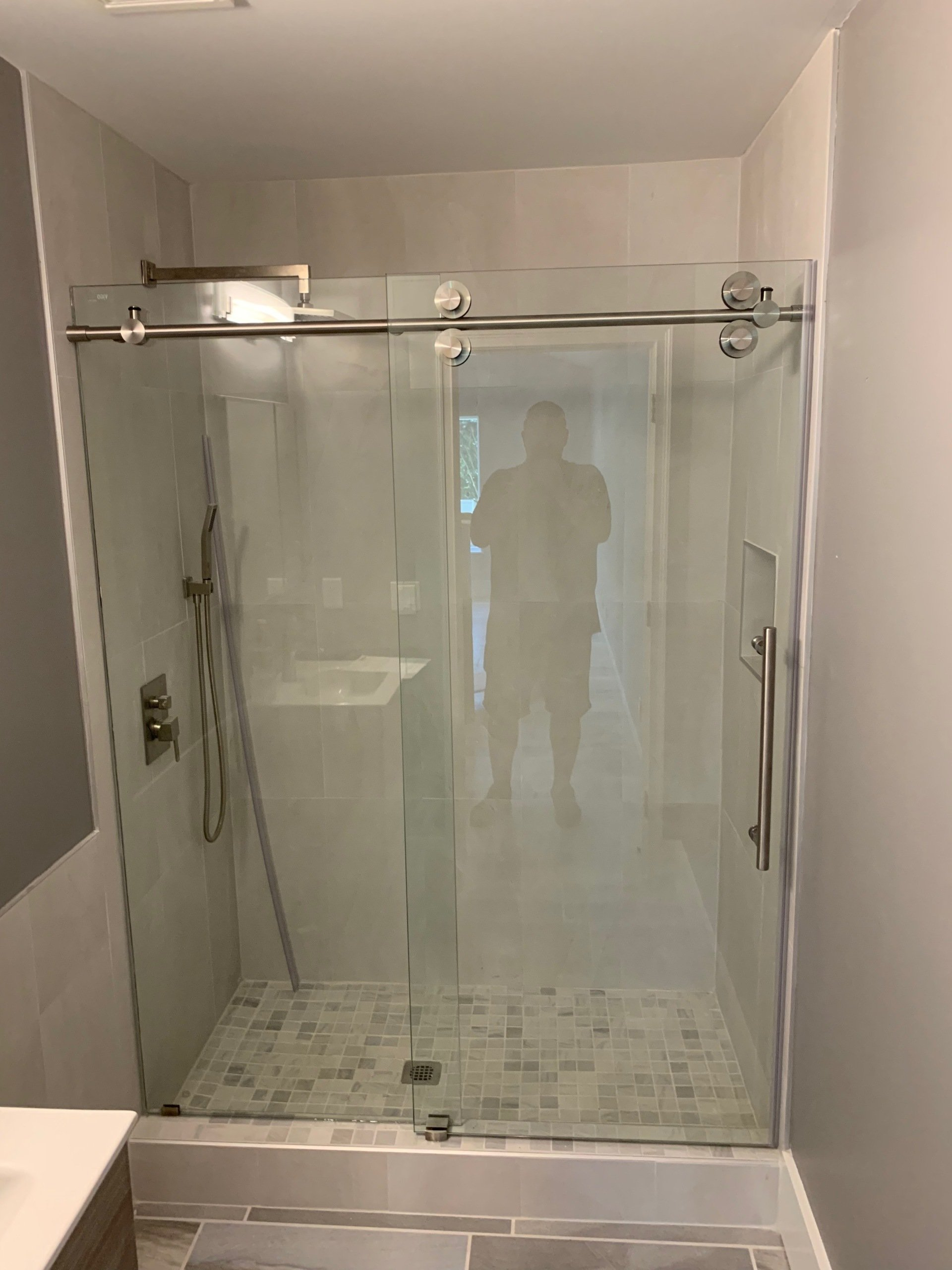 Shower Enclosures Jacksonville Baker Glass Inc 904 388