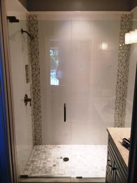 Simple glass shower doors jacksonville fl 480x640 480x640 Simple Elegant - Cool frameless glass shower doors cost Amazing