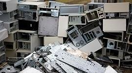 Smaltimento rottami informatica