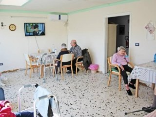 clinica per anziani
