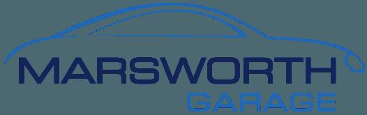MARSWORTH GARAGE logo