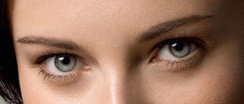 Begli occhi grigi