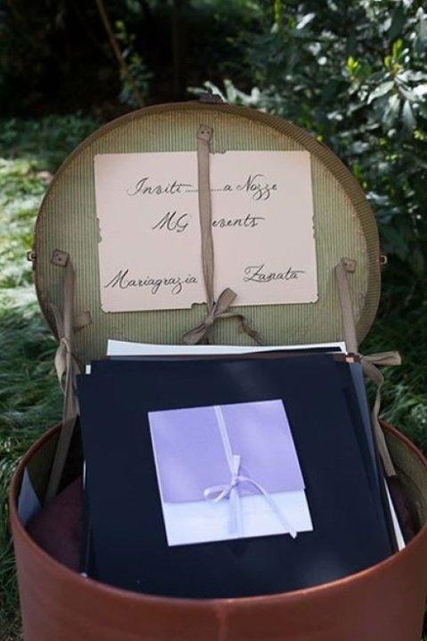 libro firma nozze
