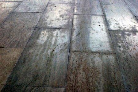 Recupero pavimenti parquet