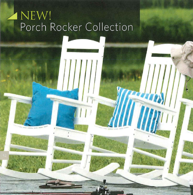 New For 2016 Poly Furniture Amish Furniture & Outdoor