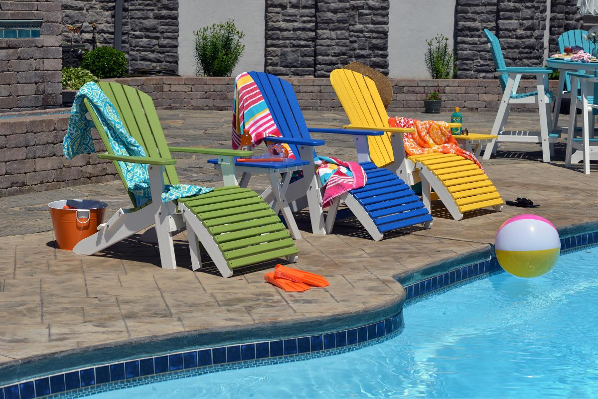 Comfo Back Collection Adirondack Chairs   Buffalo U0026 Lockport, NY   Ohio  Craft Furniture
