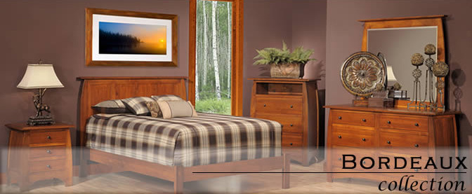bordeaux louis philippe style bedroom furniture collection. Bordeaux Collection Indoor Hardwood Furniture - Buffalo \u0026 Lockport, NY Ohio Craft Louis Philippe Style Bedroom