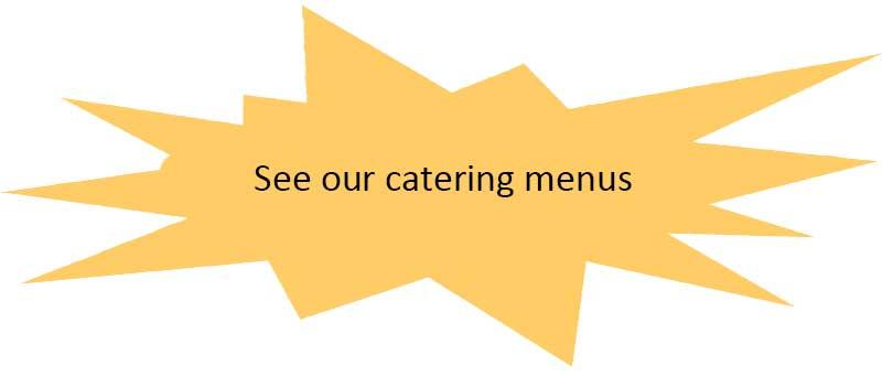 catering menu link