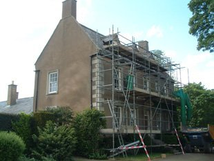 Listed building renovation - Peterborough - AGL Consulting Ltd - Structural design
