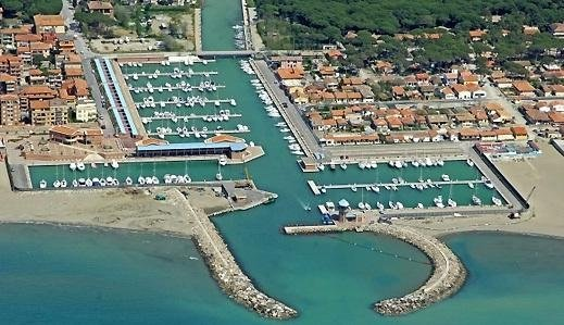 Porto Turistico di Marina di Grosseto