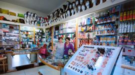 negozio cosmetica