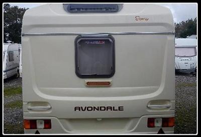 manutenzione caravan