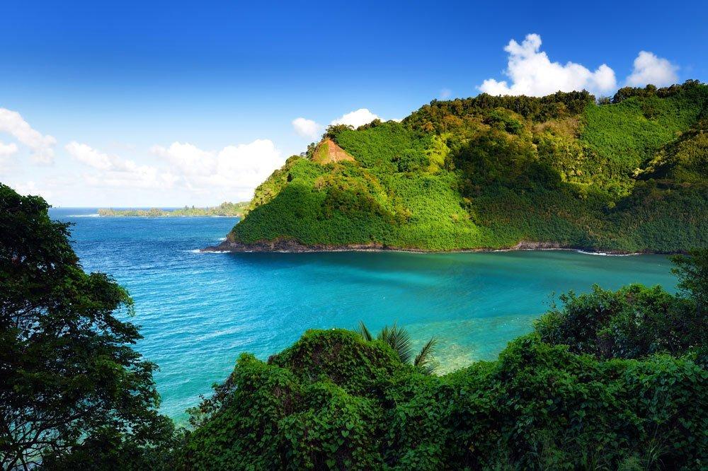Road to Hana + Pearl Harbor Tour from Wailea, Makena & Kihei Maui (R/T Airfare Incl.)