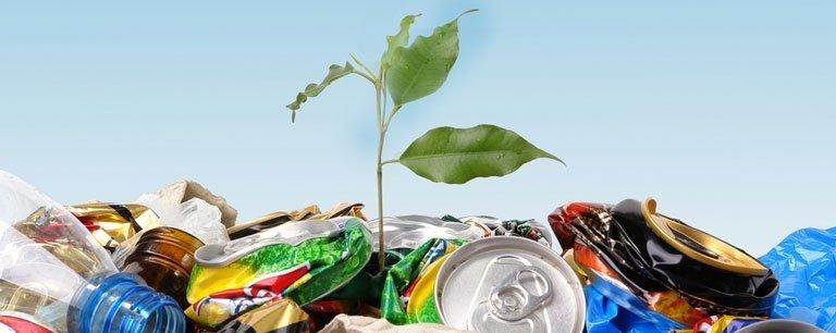 smaltimento rifiuti solidi
