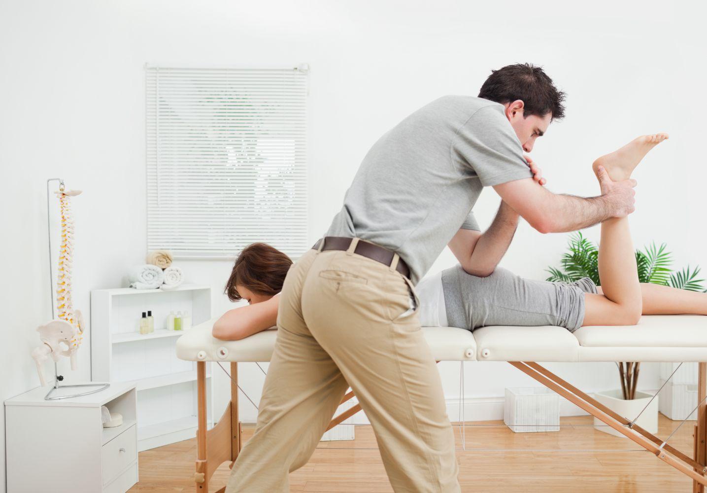 Chiropractors working in Thomasville, NC
