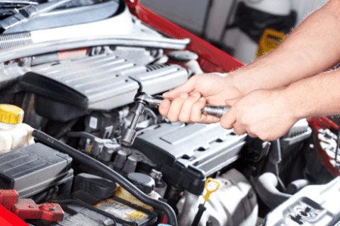 riparazioni motore