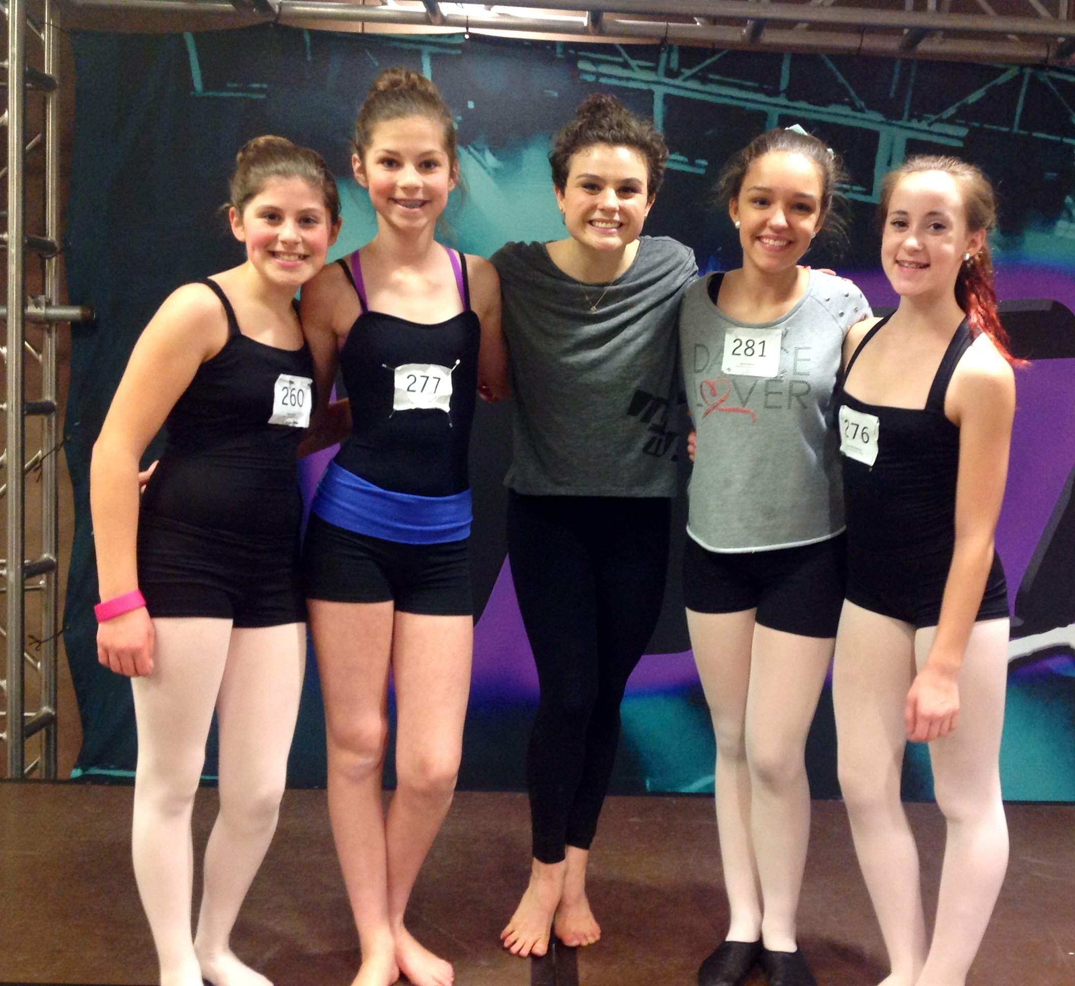 Performing Arts Dance Lesson Group in Hamburg NY