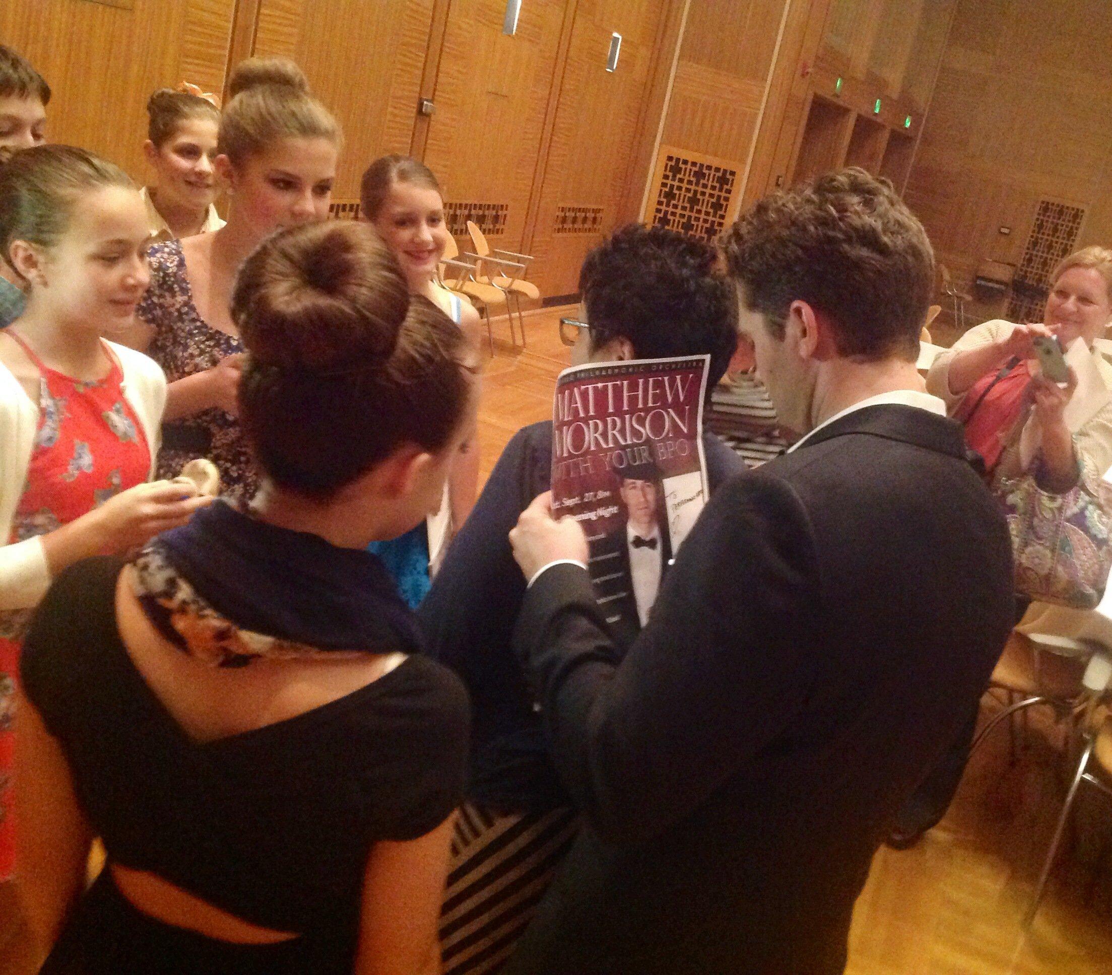 Performing Arts Dance School Students Rehearsing in Hamburg NY